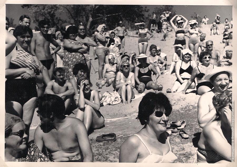 1965 год зеленая стоянка Никольское