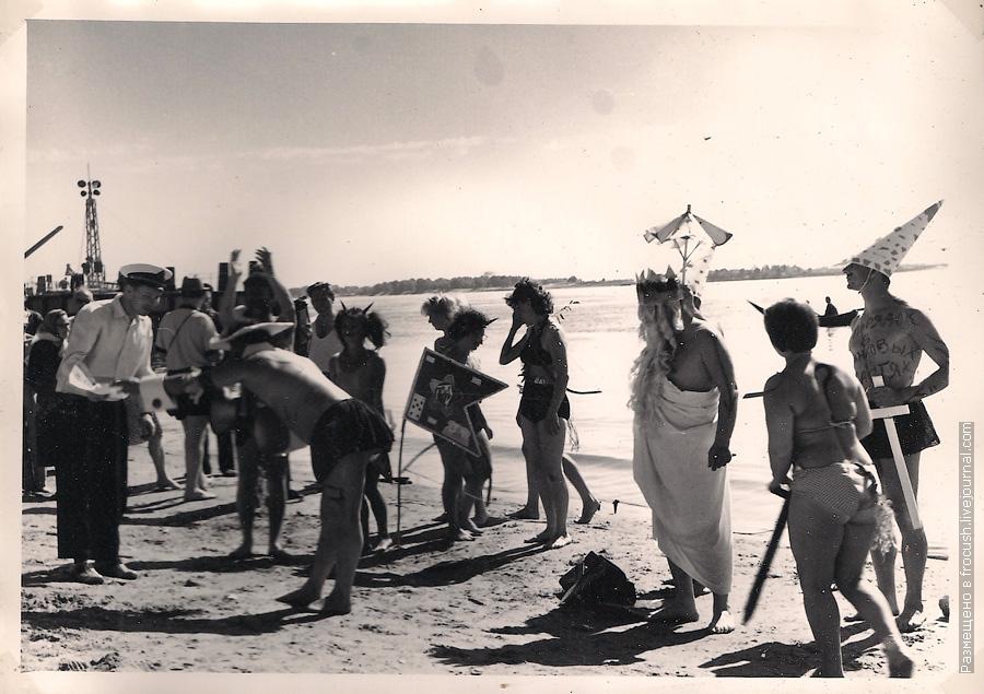 Никольское День Нептуна 1965 год