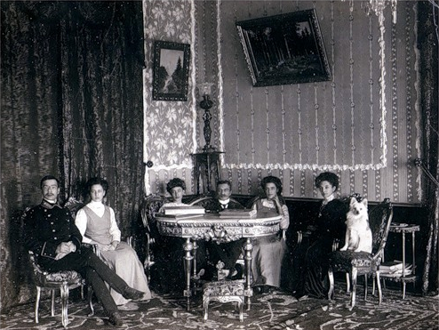 Imperial Russian consulate at Teheran