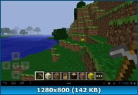 Minecraft - Pocket Edition 3D (Full) (Android игры) полная версия
