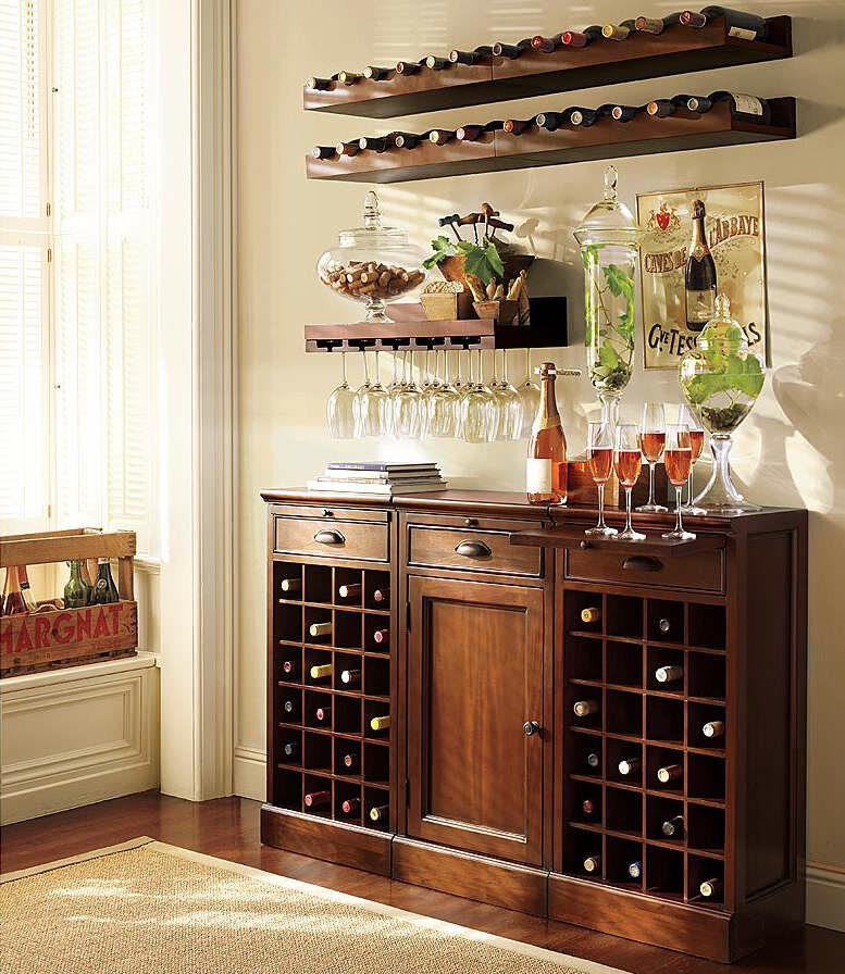 Dining room bar ideas