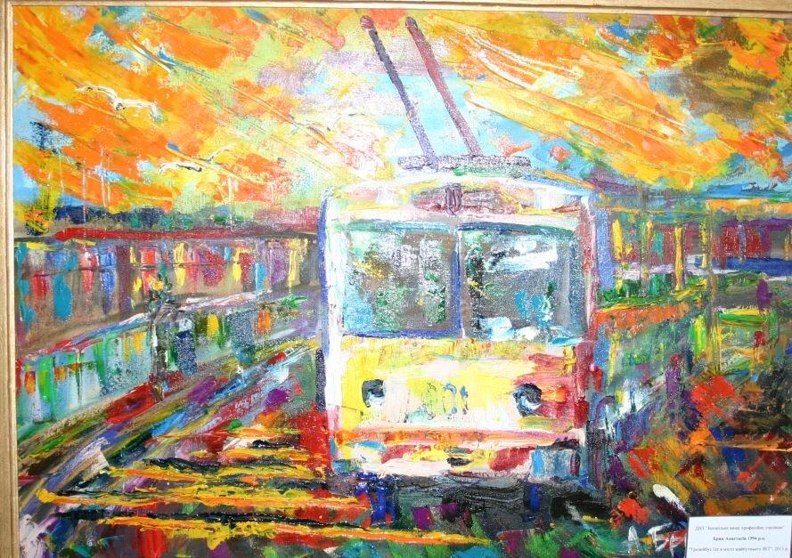 Жителям Запорожья покажут работы подрастающего поколения местных художников (ФОТО), фото-5