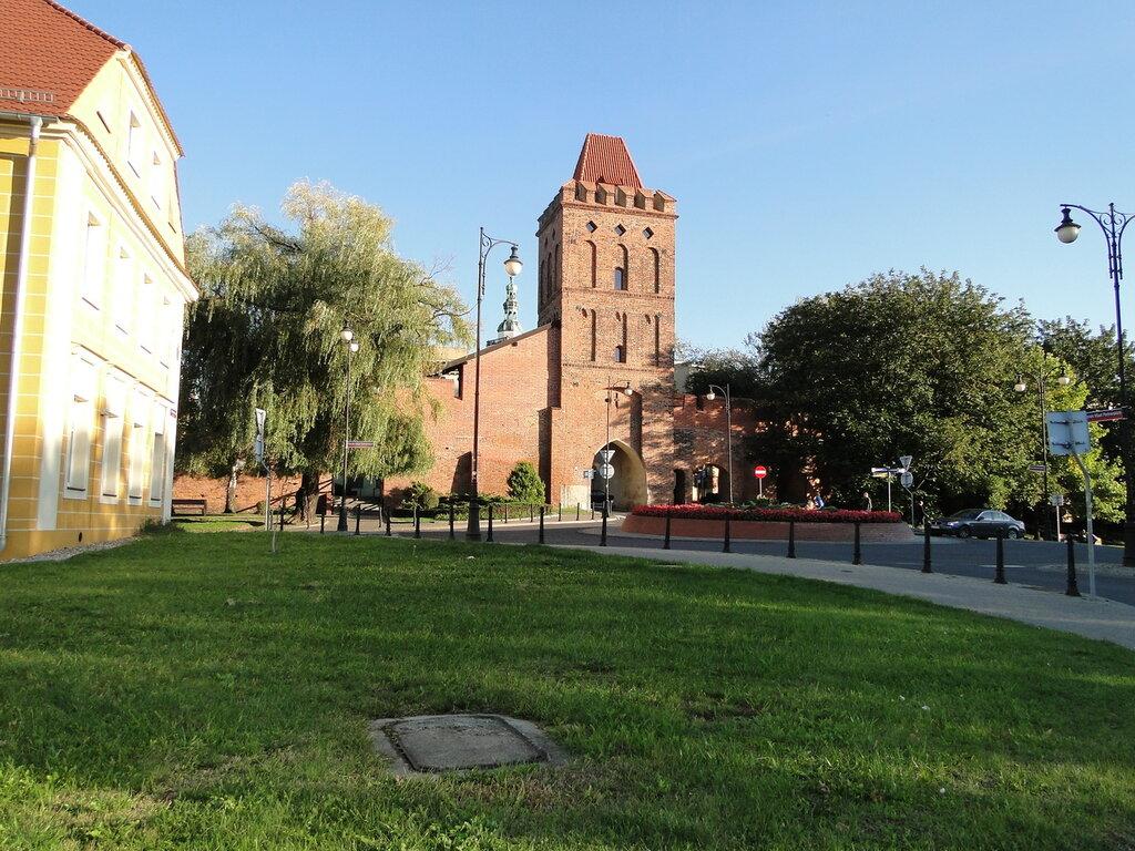 Главные ворота города