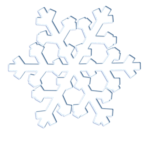 снежинки клипарт: