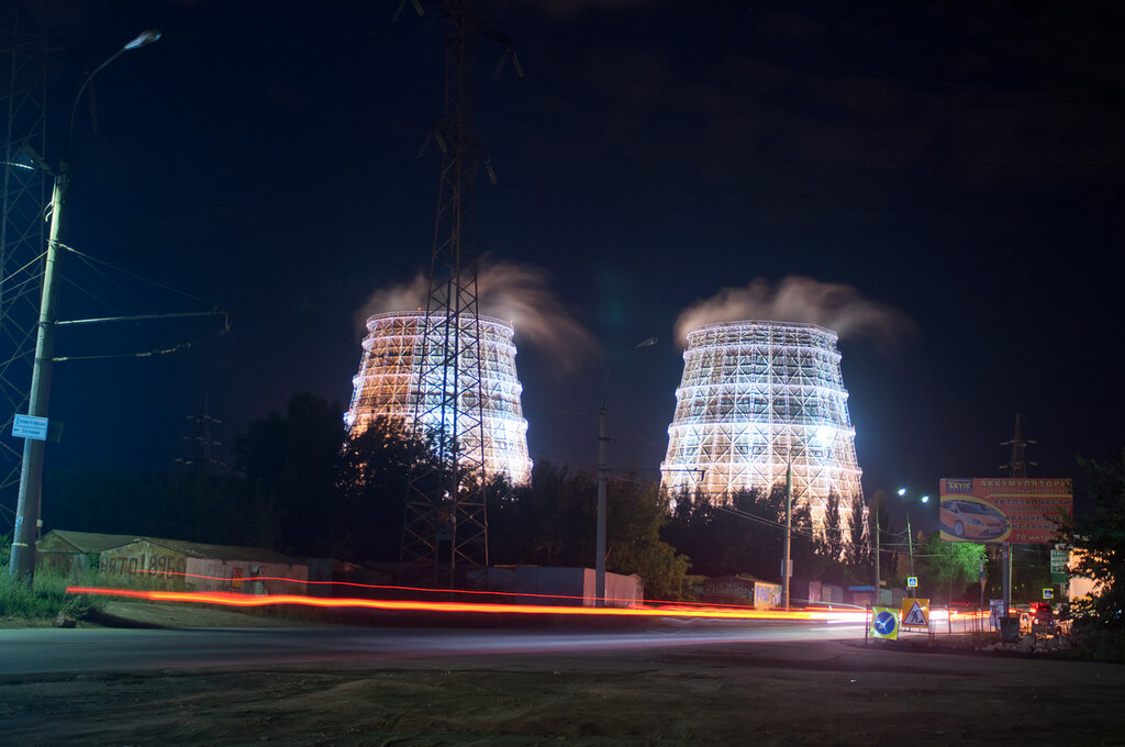 Самарская ТЭЦ на ул Алма-Атинской