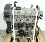 ДВИГАТЕЛЬ VW POLO LUPO 1.4 16V AHW