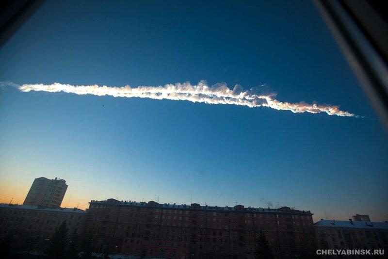 Челябинские Шофёры Настолько Суровы... Челябинский Метеорит