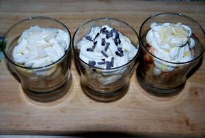 Как украсить десерт с маскарпоне Трайфл