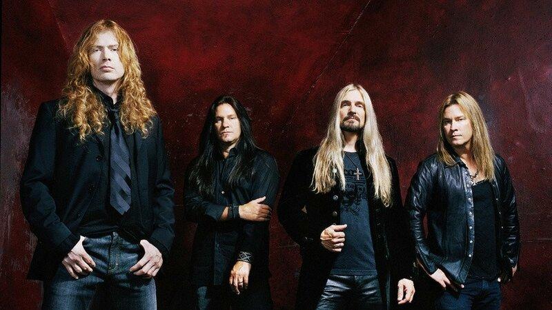 Megadeth и Дэйв Мастейн