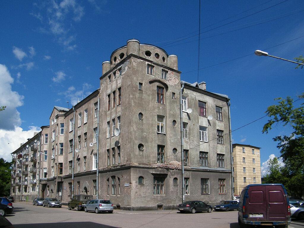 Выборг, города России