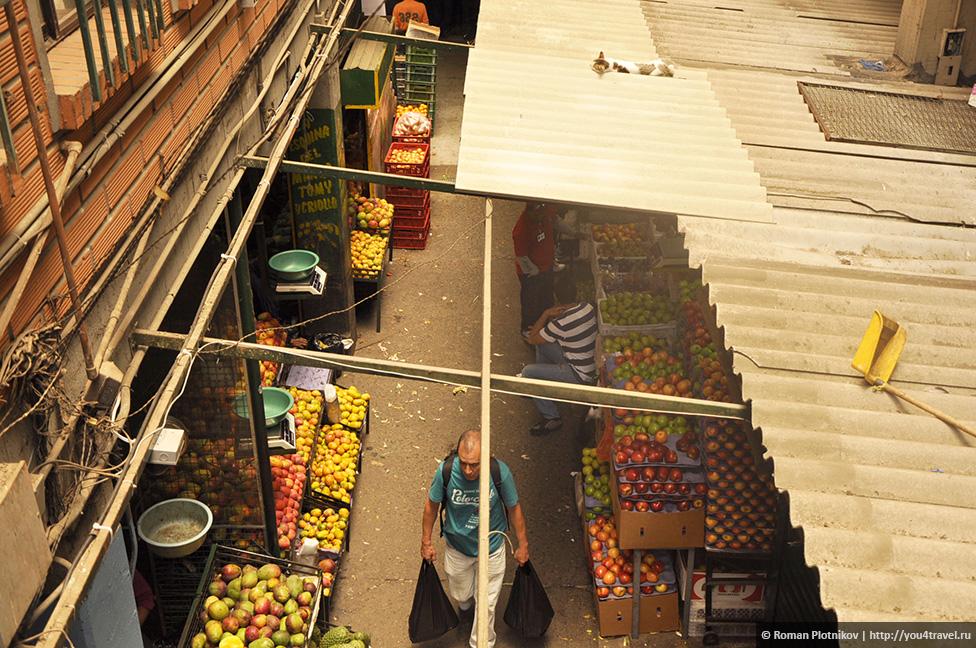 0 151e89 705930d orig День 173 177. Автобусы Metro Plus и посещение большого продуктового рынка Плаза Минориста в Медельине