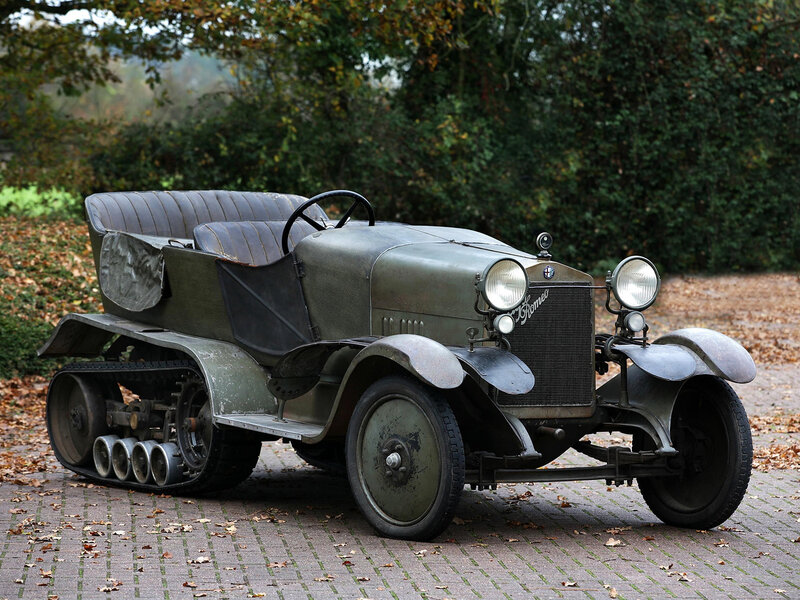 Alfa-Romeo-RM-Winter-Sports-Half-Track-1925