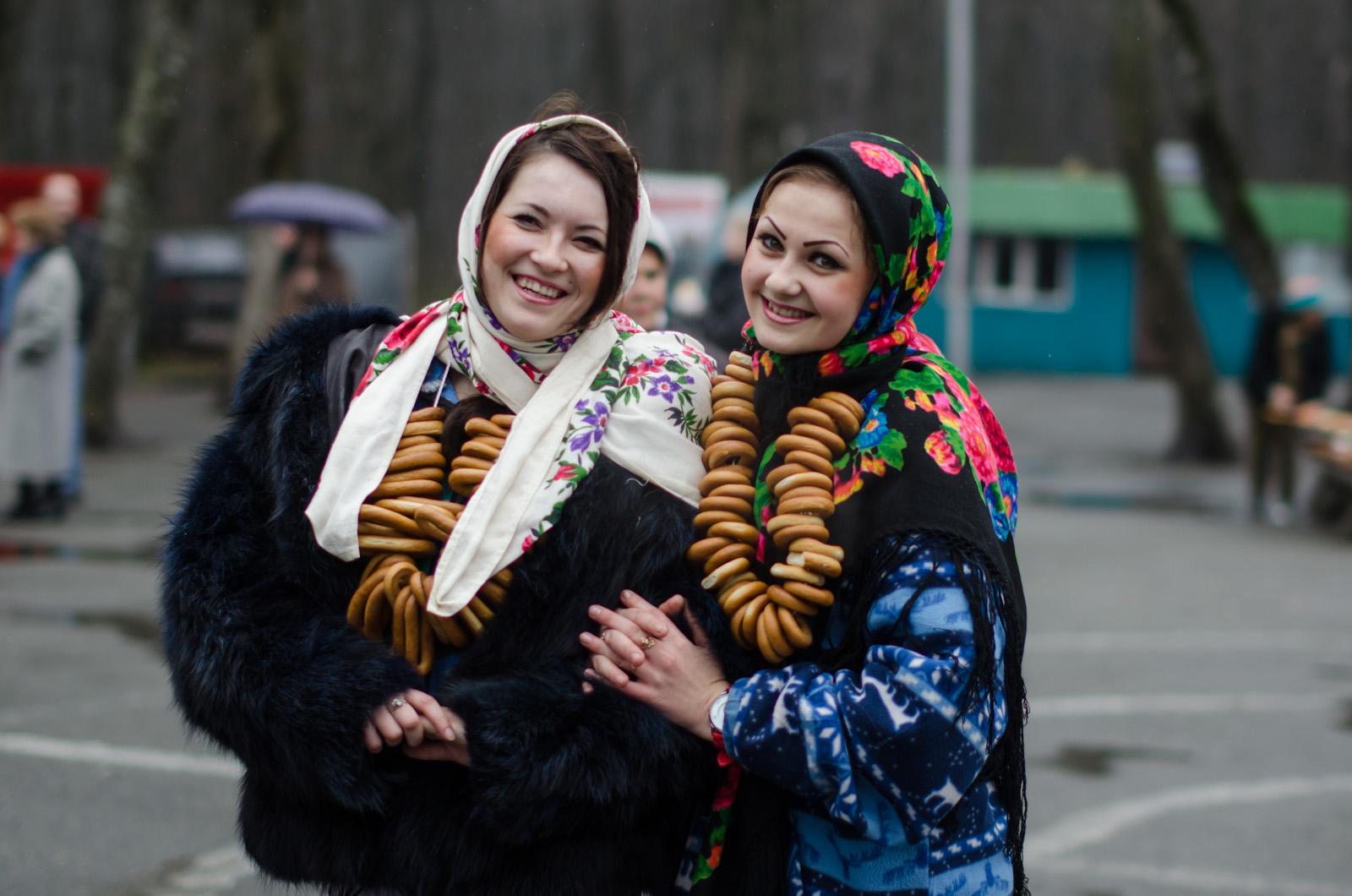 Масленица в Ставрополе