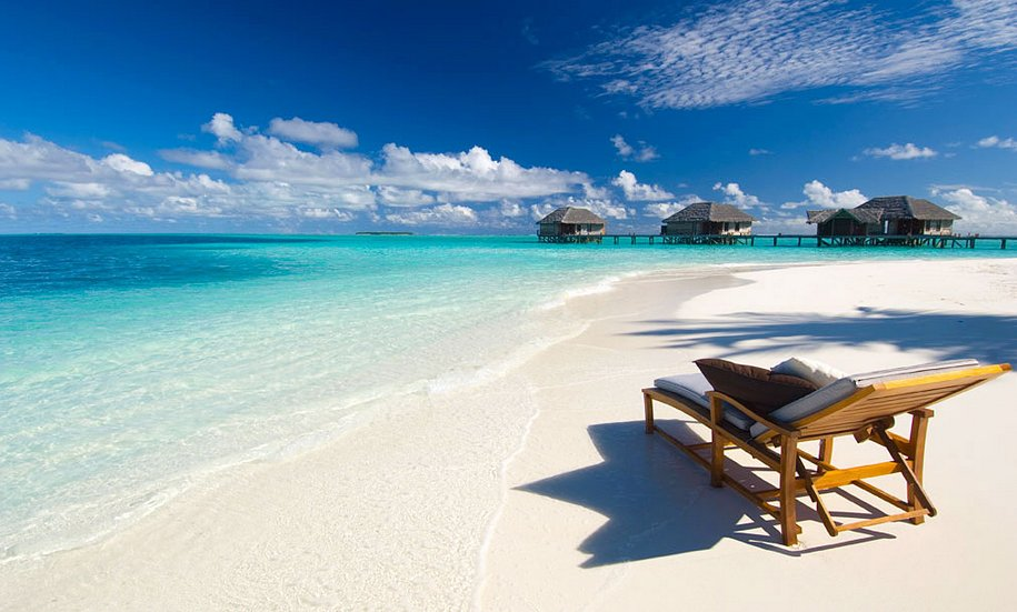 Conrad Rangali Island Maldives Resort - самый лучший отель в мире