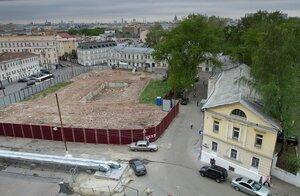 Хитровская площадь. Фот. А. Ткаченко