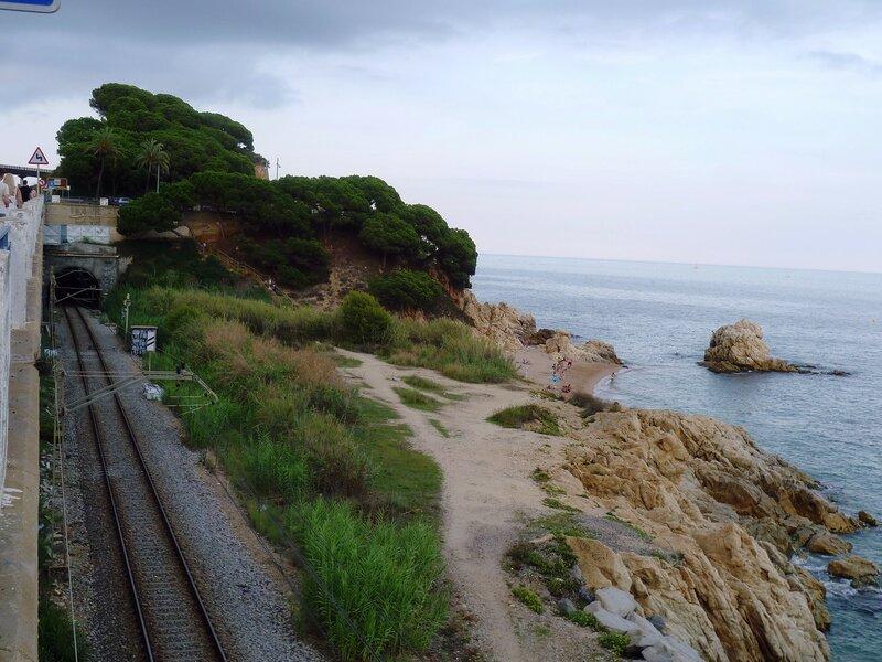 Испания, возле Сан Поль де Мар (Spain, near San Pol de Mar)
