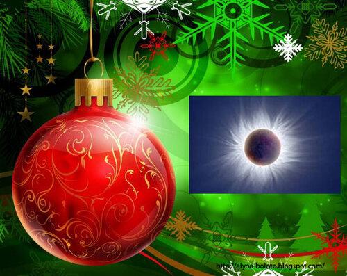 Новый год и Солнце