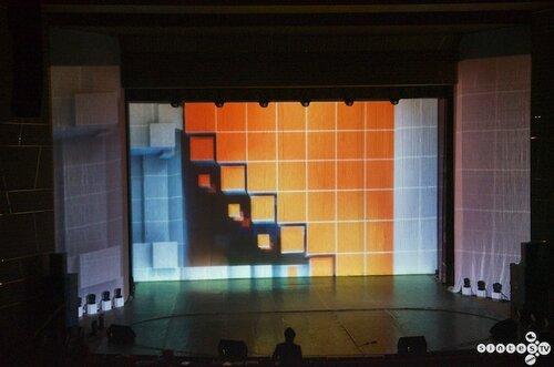 25 января 2013 года «70 лет Кемеровской области», праздничный концерт в Музыкальном театре им. Боброва.