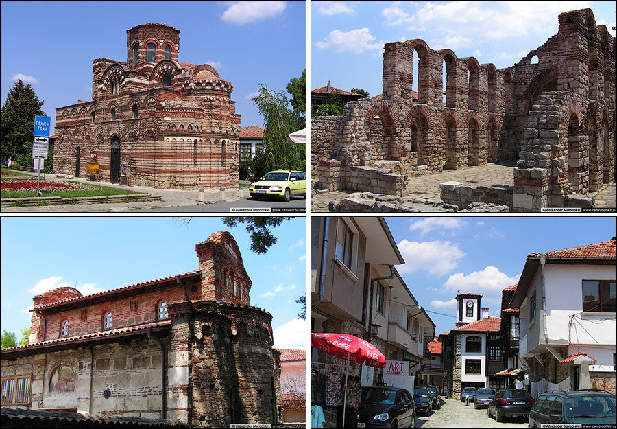 Несебр - город-музей | The city-museum of Nessebar