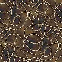 Соединение концов шнура при вязании ковриков