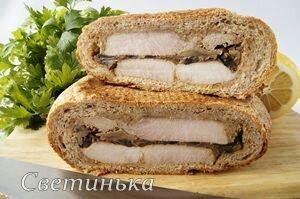 нарезать на бутерброды