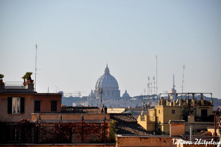 с видом на San Pietro