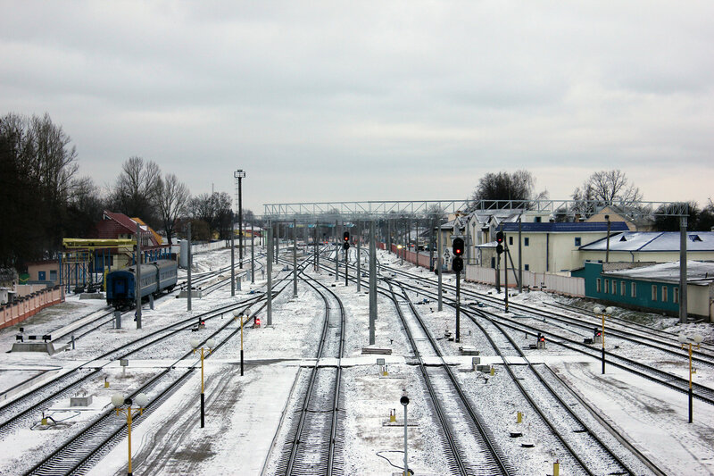 Станция Гомель