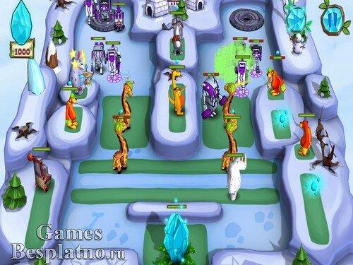 Jungle vs. Droids (рус)
