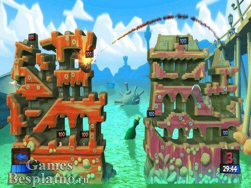 Worms Revolution / Червячки: Революция (Deluxe Edition)