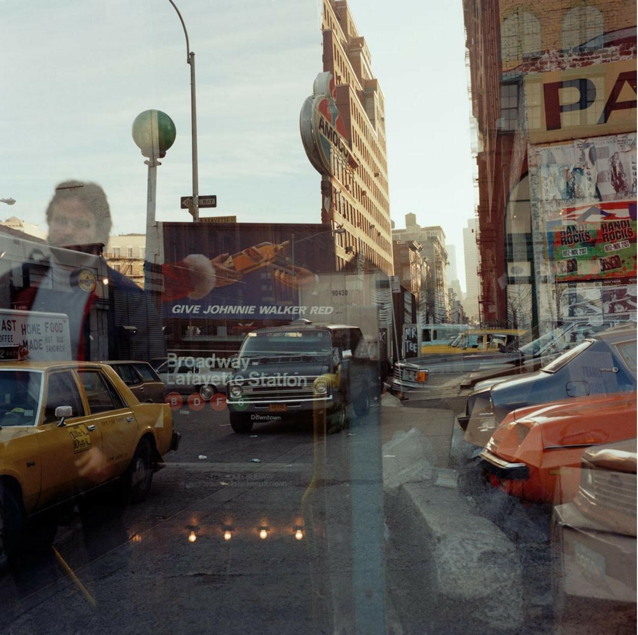 1984. Бродвей. Станция Лафайет