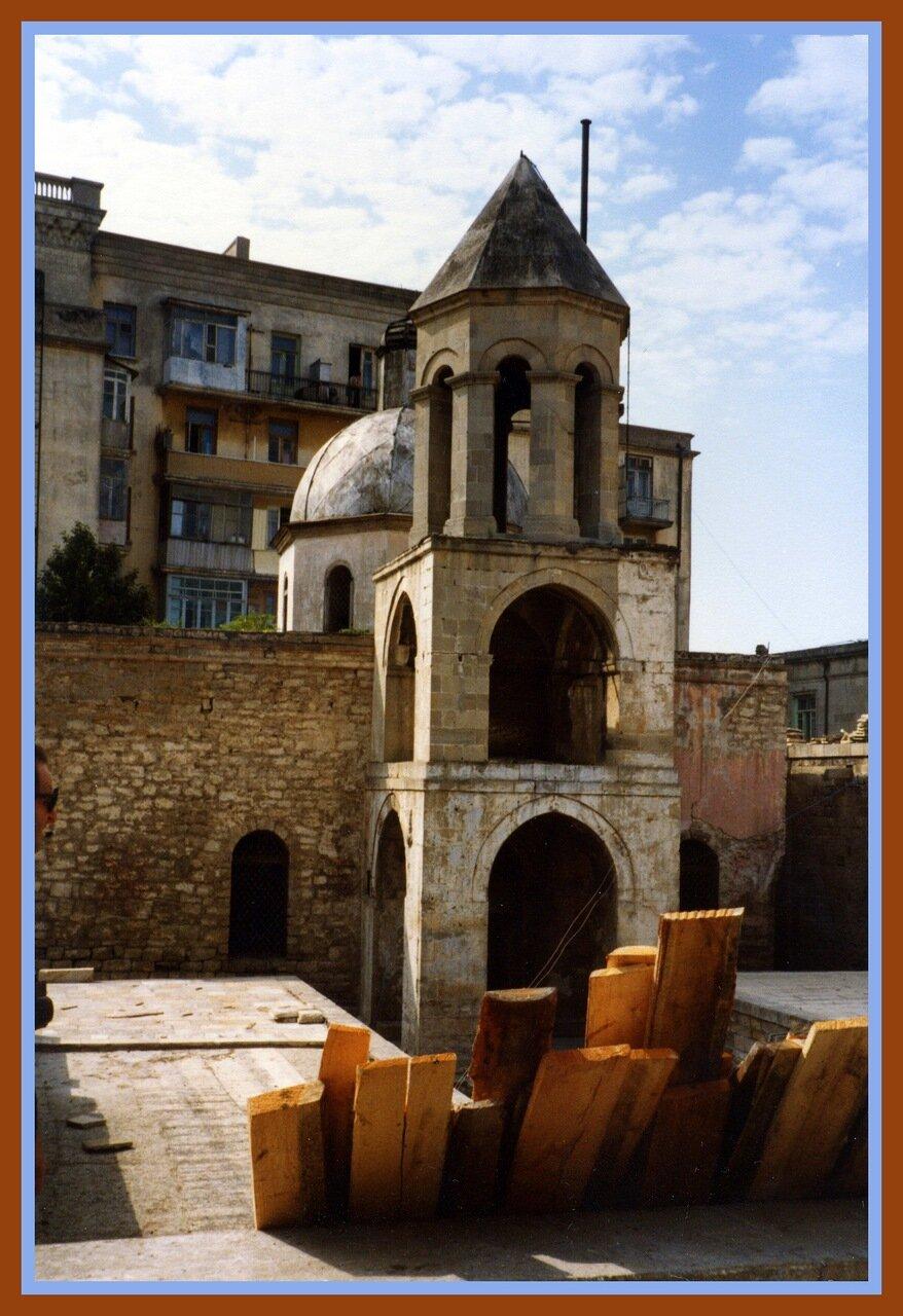 Армянская церковь Св. Григория. Баку