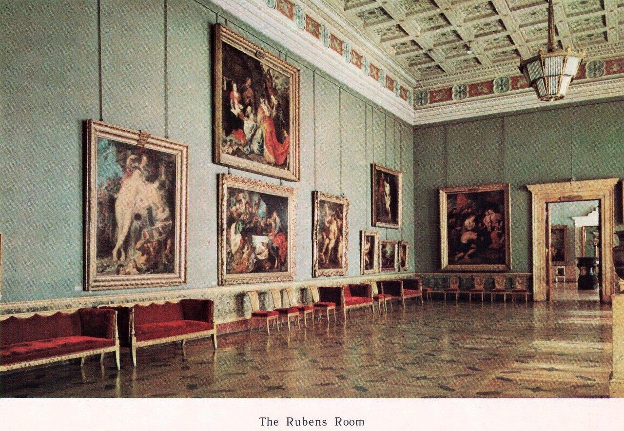 Зал Рубенса в Новом Эрмитаже