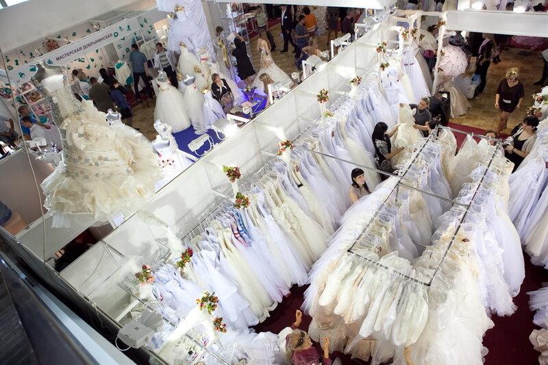 Международная выставка «Свадебная, Вечерняя Мода и Аксессуары»