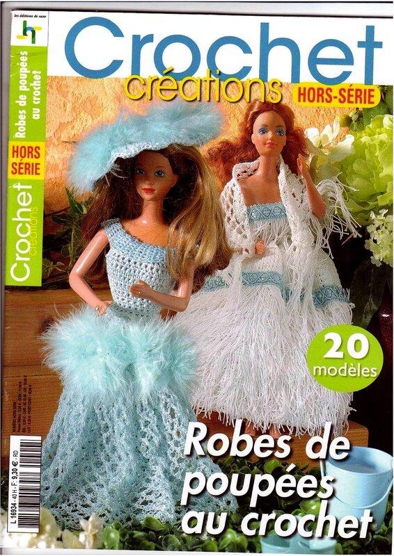 Crochet Creations Hors Serie - 2008