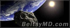 Учёные: Сегодня произойдёт астероидное затмение