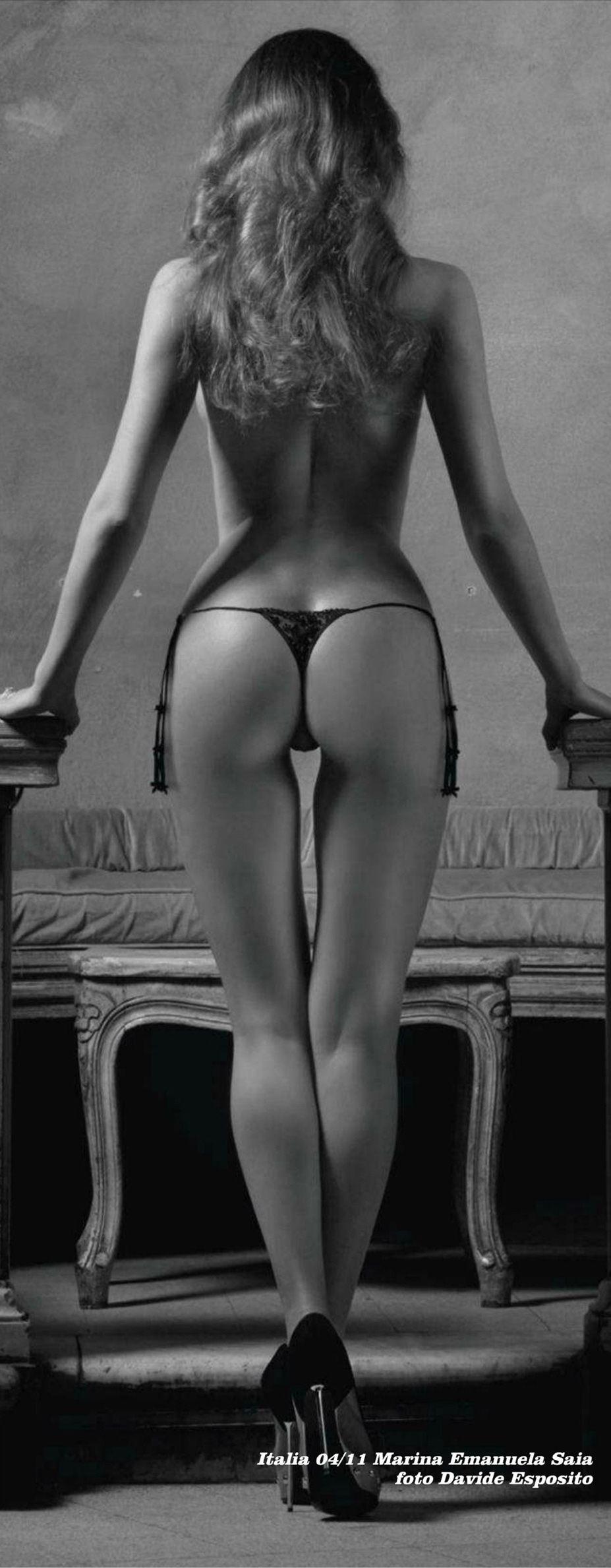 Ass of the World / Rear View - Playboy - самые красивые попы - Marina Emanuela Saia