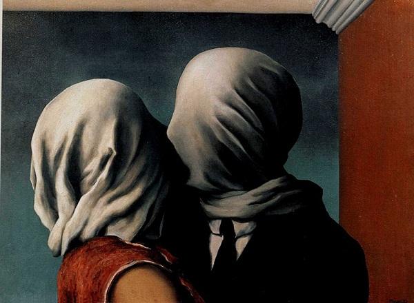 Влюбленная пара секс в живописи