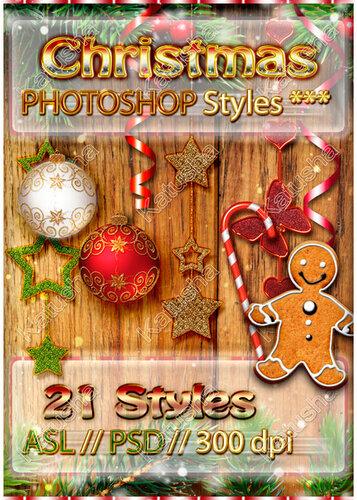 Новогодние и рождественские стили для Photoshop 0_be947_c3a7c104_L