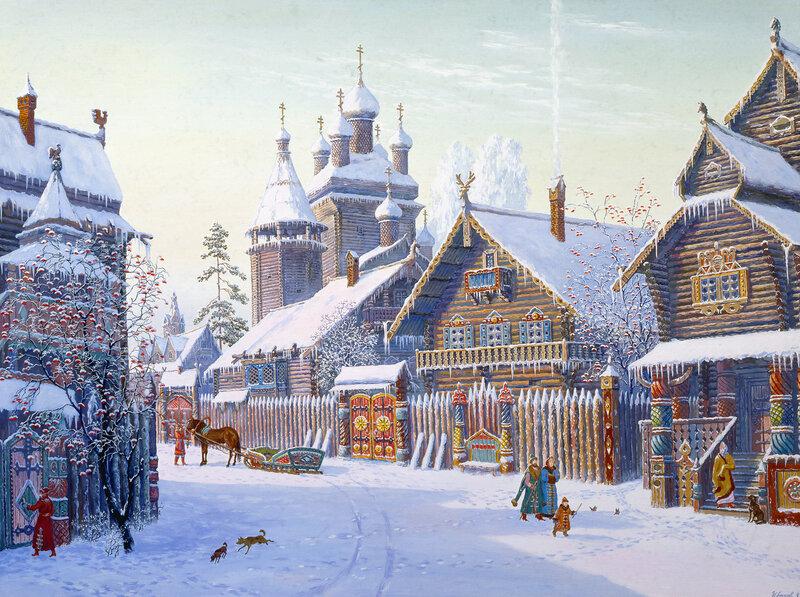 14 истин о Древней Руси