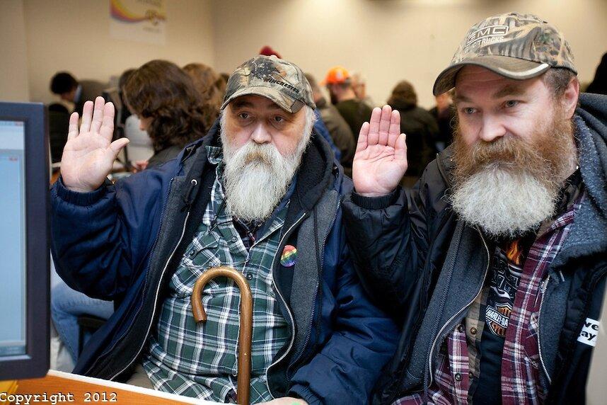 Угадайте, кто эти симпатичные бородачи