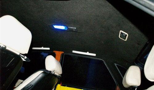 Можно ли отремонтировать потолок в автомобиле?