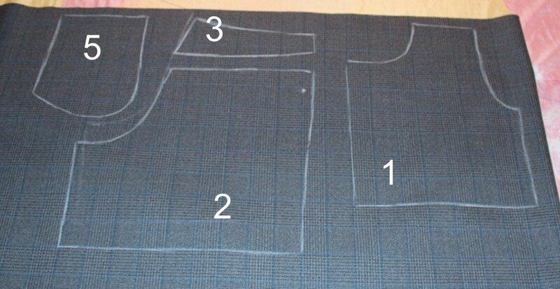 как  шить шорты