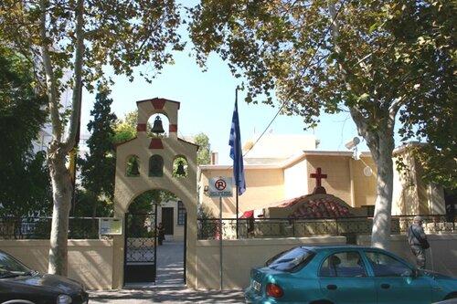 церковь, Родос