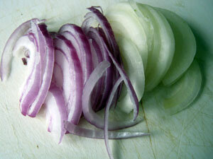 Лук для салата