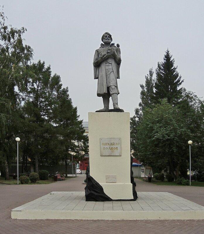 Михайло Волков, бренд Кемерово :)
