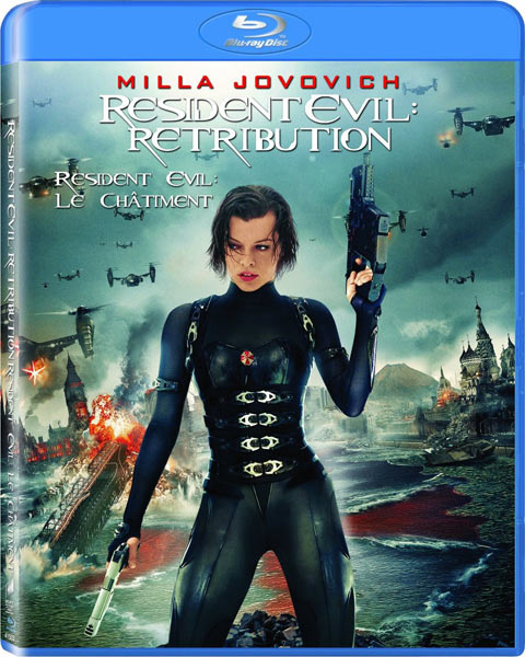 Обитель Зла: Возмездие / Resident Evil: Retribution (2012/BDRip 720p/HDRip/1400Mb/700Mb)