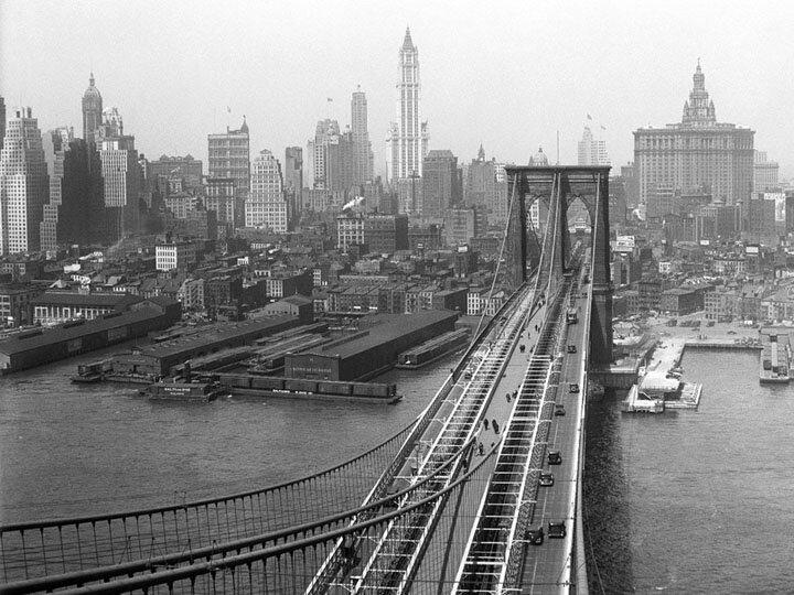 Глоток Нью-Йорка вековой выдержки