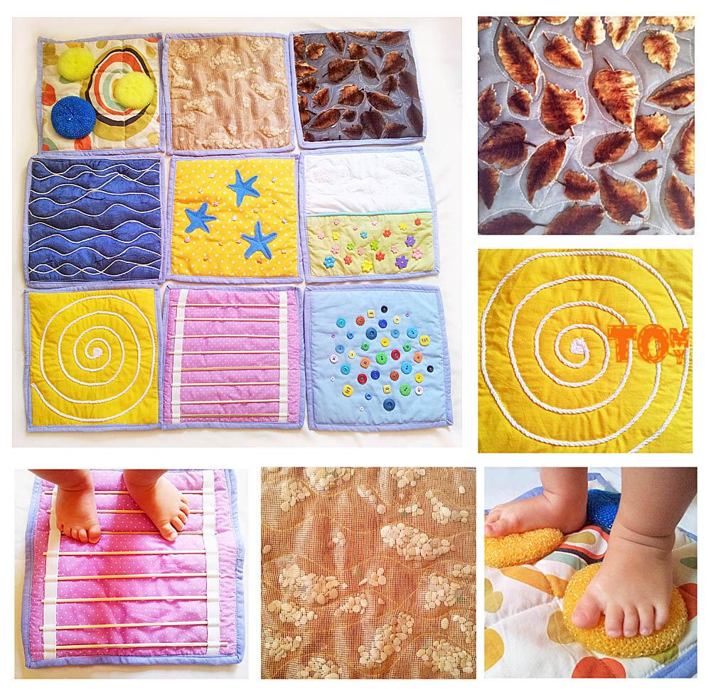 Children kids baby massage track, детская массажная дорожка