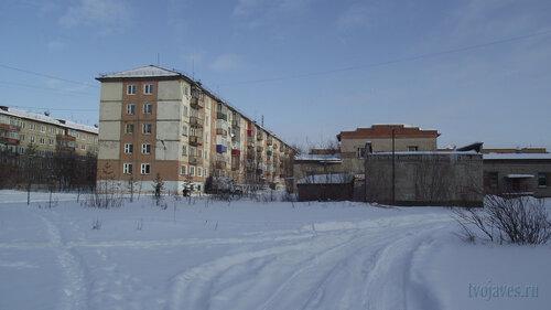 Фото города Инта №3627  Мира 26, 24 и 24а 19.02.2013_12:05