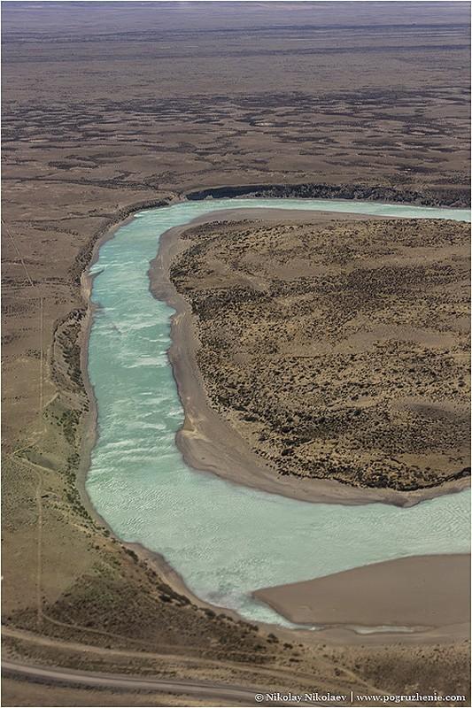 27. Река в Эль Калафате